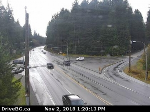 Whistler Road Conditions